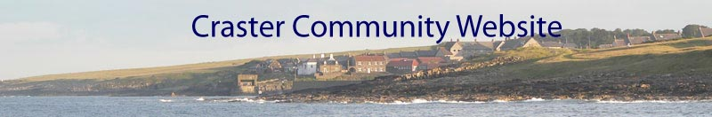 Craster Community Website