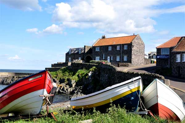 Craster Harbour & Haven Hill